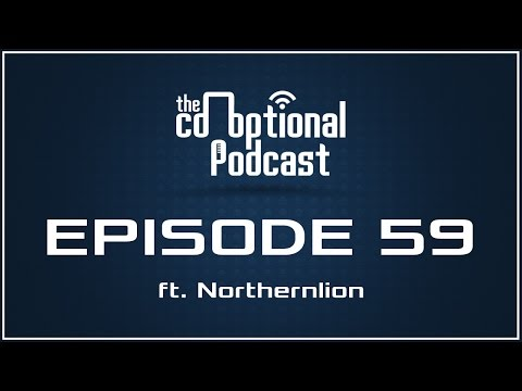 The Co-Optional Podcast Ep. 59 Ft. Northernlion [strong language]