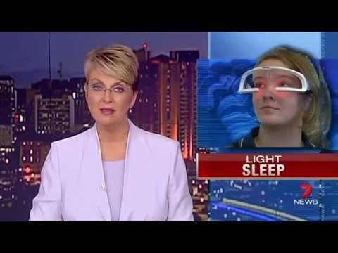 Novel light therapy for teenagers with DSPD