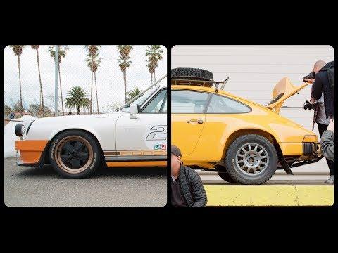 The Art of Porsche - Luftgekühlt 4 | Donut Media
