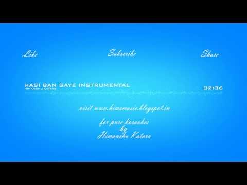 Haan hasi ban gaye instrumental cover by Himanshu Katara (Hamari Adhuri Kahani)
