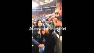 """Nainggolan a colloquio coi tifosi (Roma-Fiorentina 0-3): """"Non lo facciamo apposta"""""""