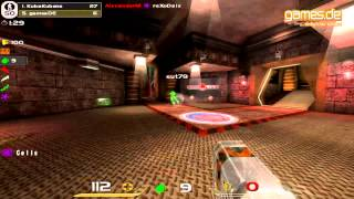 Quake Live Gameplay - Let