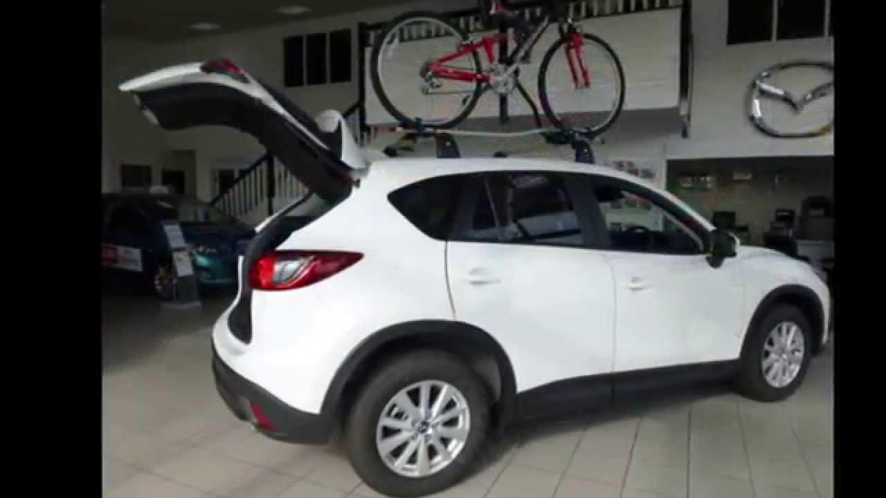 MAZDA CX SEL NAV Diesel SKYACTIVD Walk Around Video By - Magna mazda