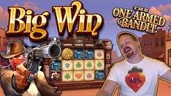 One Armed Bandit BIG WIN (NEW SLOT)