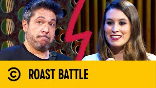Eva Soriano VS Miguel Irbar  Roast Battle  Comedy Central Espaa