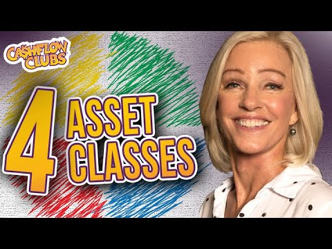 Discover Which Asset Class You Should Invest In - Kim Kiyosaki [CASHFLOW Clubs]