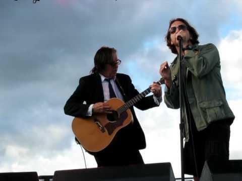 John Doe with Eddie Vedder - PJ20 - 9-4-2011 - Golden State