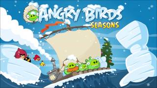 Angry Birds Seasons - Arctic Eggspedition Theme (+ Ambient)