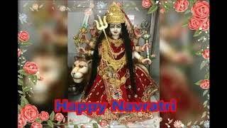 Happy Navratri wishes | Images | Wallpaper |Quotes by WahManbhavan