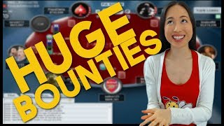PokerStars Final Table $162 Bounty Builder with $10k for 1st