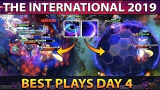 The International 2019 - TI9 Best Plays Group Stage - Day 4