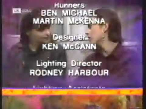 Neighbours 1992 Closing Credits Todd Tribute