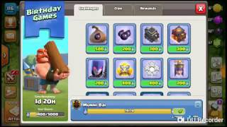 Earn 3 star use 6 witch and 7 bowler just