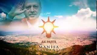 AK PARTİ 3D Logo Mimarisi