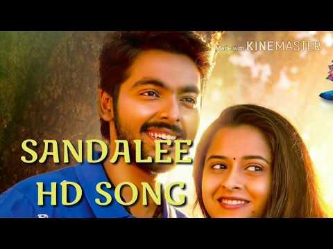 SANDALEE SONG LYRICS HD VIDEO | SEMA MOVIE SONG...i