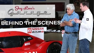 JAY LENO'S GARAGE BTS Feat. GT-R LM NISMO