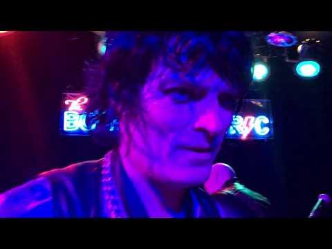 Cheetah Chrome * Dead Boys * Ain't it Fun * @ Bowery Electric NYC