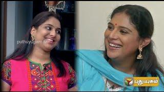 Actresses Saimantha & Rajashree in Celebrity Kitchen (16/11/2014)