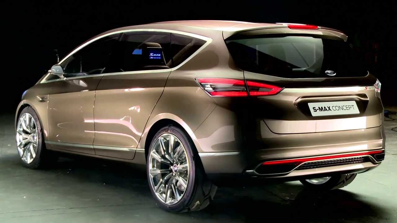 ford s max concept youtube. Black Bedroom Furniture Sets. Home Design Ideas