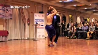 Видео: 2 World Bachata Masters Daniel & Desiree Improvisación Bachatea 2012 Campeones