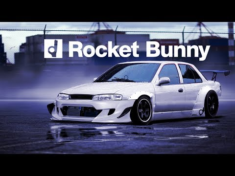 Timor//Rocket Bunny// Virtual Tuning