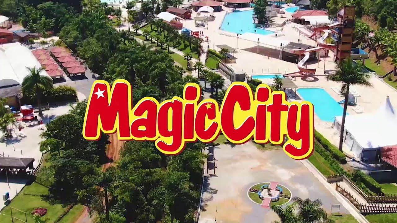 4º Parque Aquático mais visitado do Brasil - Magic City