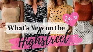 What's New on the Highstreet & Try On || Ep 18 || Topshop, Zara, ASOS || COCOA CHELSEA
