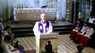 Misje parafialne - Limanowa 2016 - Poniedziałek, kazanie ogólne, godz.18.00