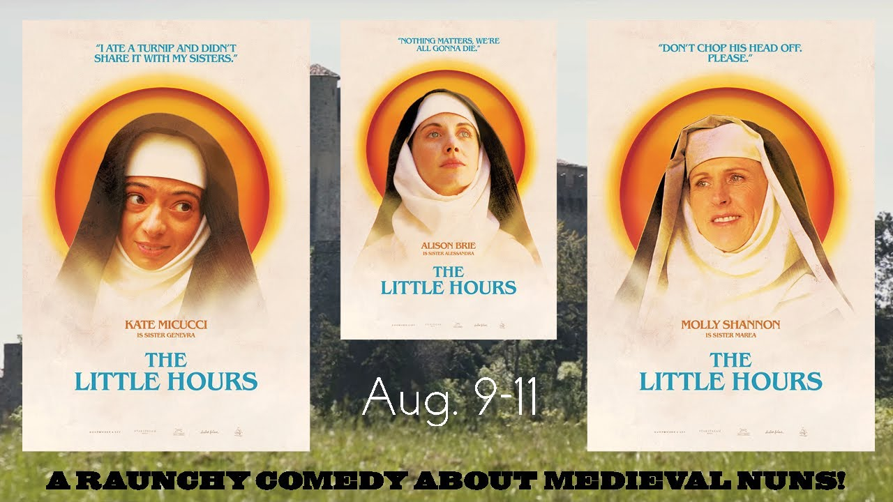Download FILM - Aug 9-11: The Little Hours