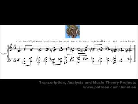 Harmony with June - Episode 3: Reharmonization overview