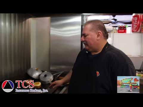 TCS Insurance & Johnny's Diner January 2018 Evening Meet Up Promo