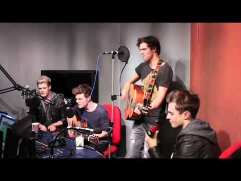 Lawson - When She Was Mine live on the BBC