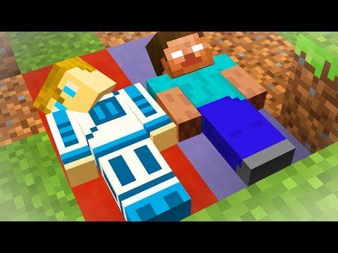 Minecraft: NAGRALIŚMY FILM O 1 W NOCY!