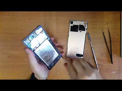 Sony Xperia X Не заряжается