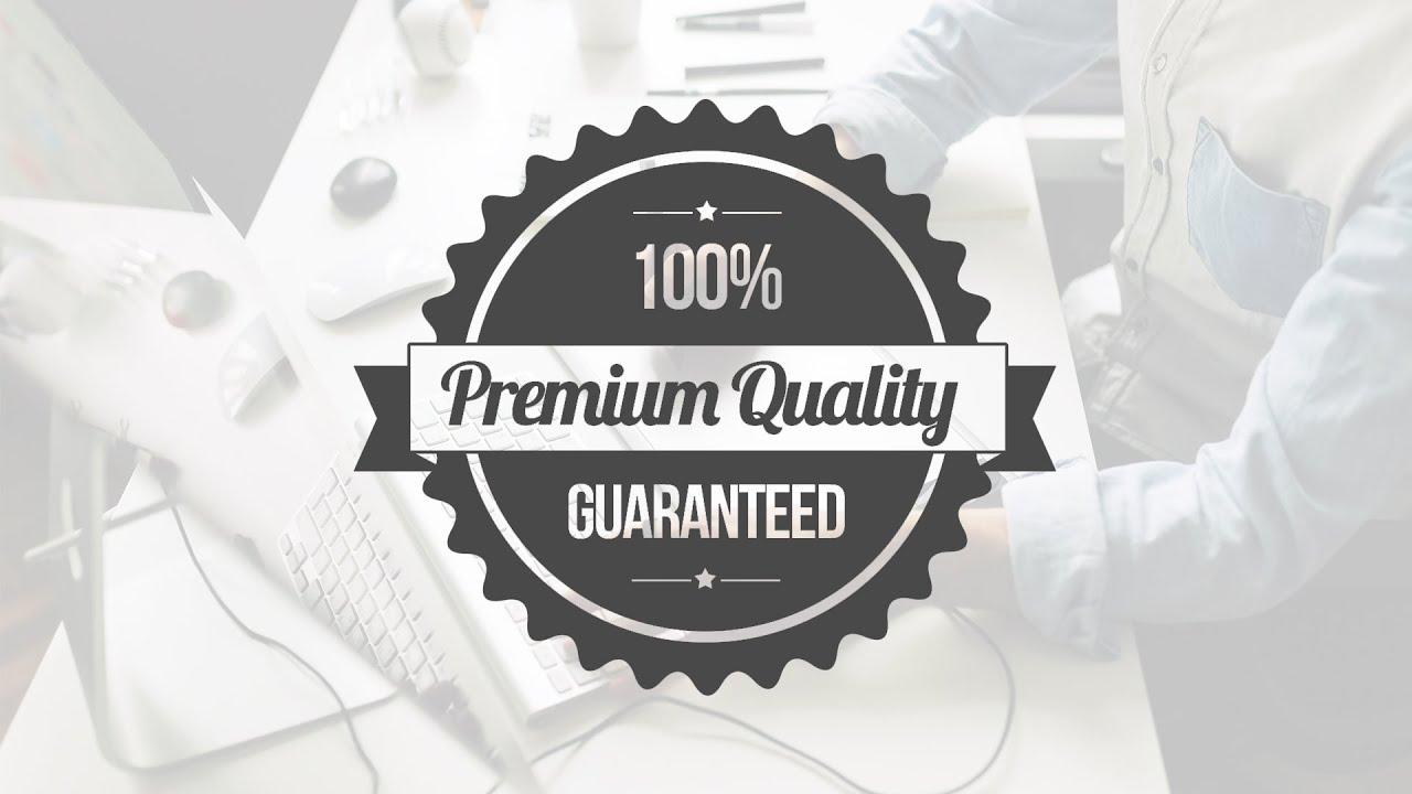 Design A Premium Quality Logo In Photoshop - YouTube