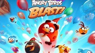 Angry Birds Dream Blast - Rovio Entertainment Oyj Level 56-57 Walkthrough