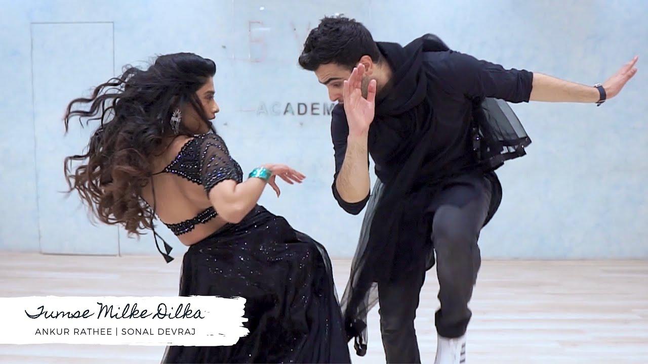 Download Tumse Milke Dilka Jo Haal | Ankur Rathee & Sonal Devraj | Bollywood Dance