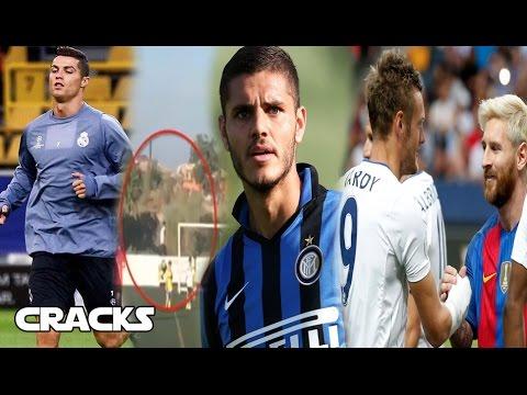 CRISTIANO de recogebalones | ¿Por qué ICARDI no va a la Selección? | La anécdota Barça-Vardy