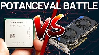 тесты AMD Phenom ii X4 в паре с GTX 660Ti. Все еще тащит !?