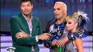 Showmatch 2010 - Flavio Mendoza se peleó con Fort y Alfano