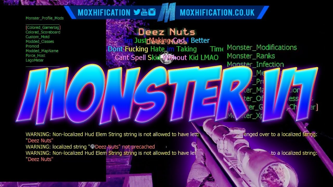 Xbox 360 - [Release] Monster v1 | Se7enSins Gaming Community