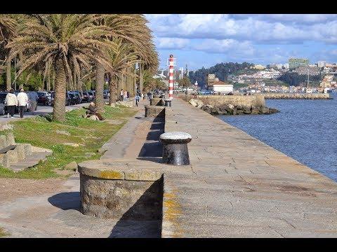 Marginal Da Foz Do Rio Douro