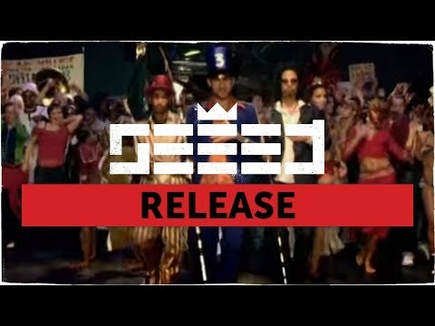 """Seeed: """"Release"""" (official Video)"""