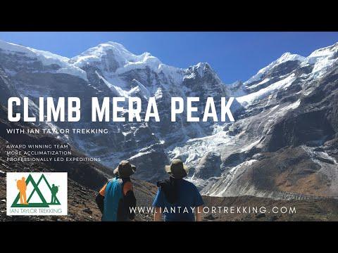 Mera Peak Climb - Ian Taylor Trekking