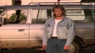 MacGyver Black Rhino Trailer #1 Richard Dean Anderson