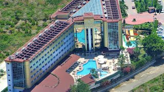 Kirbiyik Resort Hotel 5 ex Dinler Hotel Турция Аланья обзор отеля все включено территория