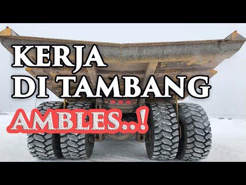 HD465 Amblas - Pama Persada Nusantara ABKL - Loajanan - Samarinda - 2009