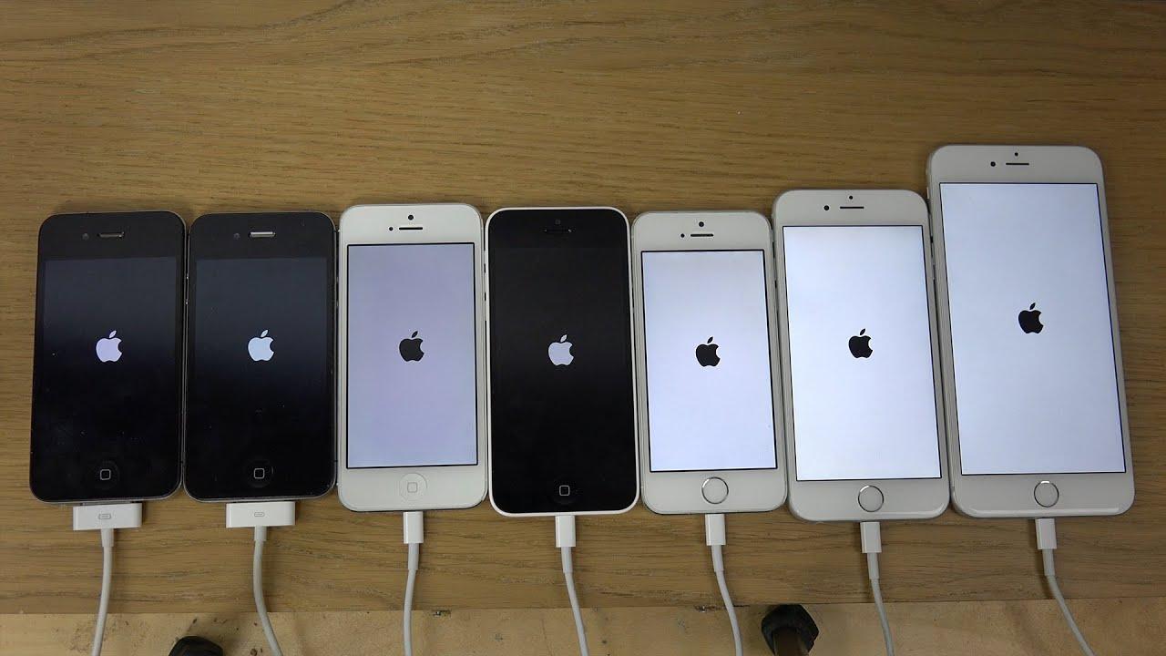 3 2 5 5c 4 1 5 S Iphone