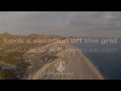 FreeHouse Off Grid Vacation Rentals