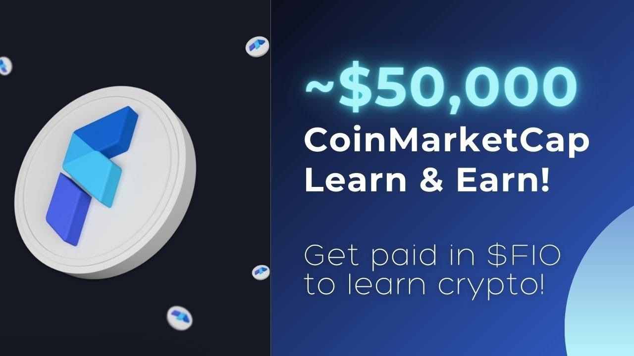 🌟 ~,000 CoinMarketCap Learn & Earn is Live!